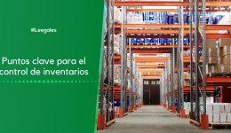 Aspectos importantes del control de inventarios