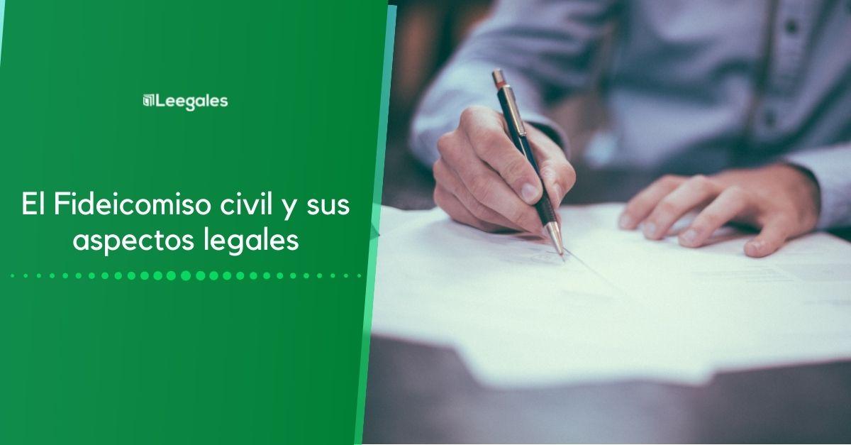 fideicomiso civil