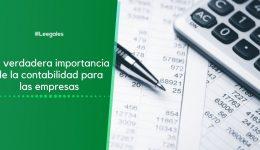 Importancia de la contabilidad para las empresas