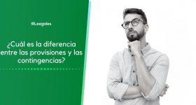 Diferencia entre provisión y contingencia – NIIF
