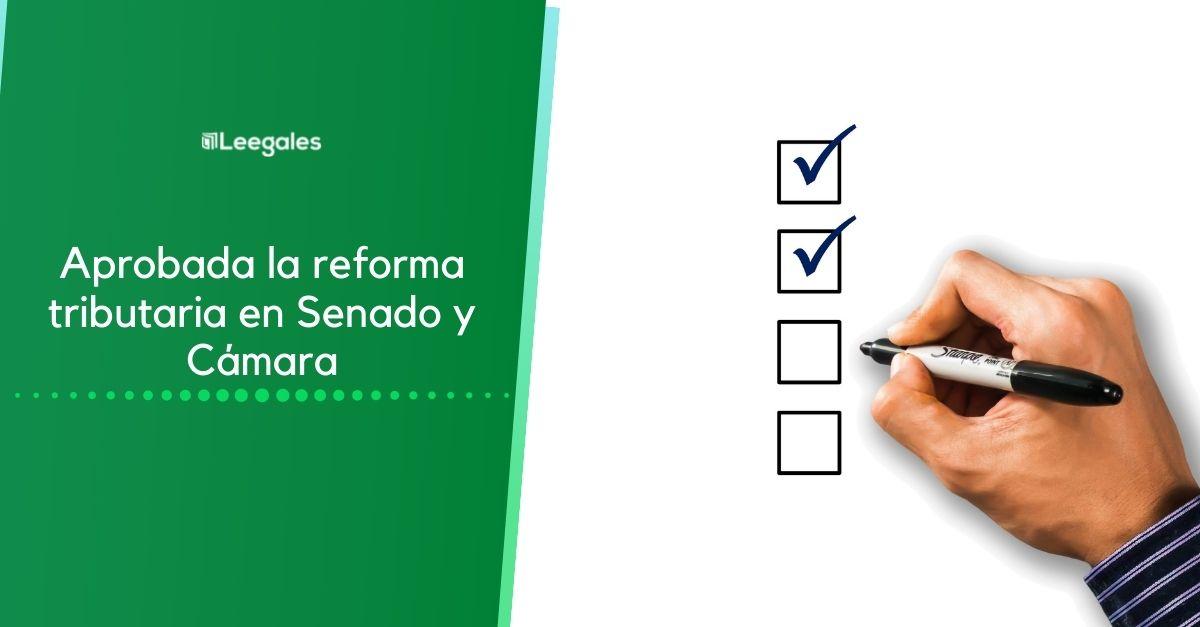 aprobada la reforma