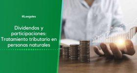 Cédula de dividendos y participaciones