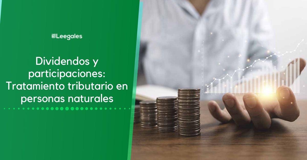 dividendos y participaciones declaracion de renta