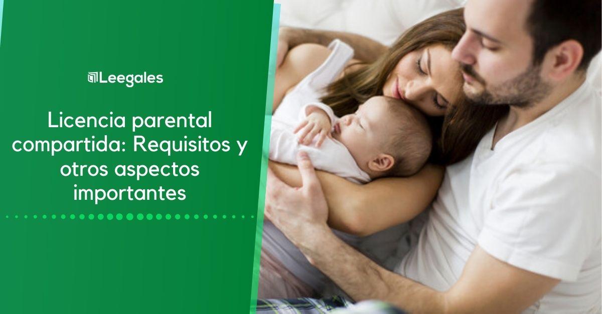 licencia parental compartida